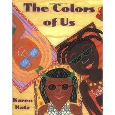 The Colors of Us:  Karen Katz: Books