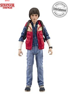 Stranger things action figures feature mike, will, and punk eleven Stranger Things Season 3, Eleven Stranger Things, Stranger Things Netflix, Italian Girls, Bobby Brown, Videos Funny, My Idol, Action Figures, Cool Things To Buy