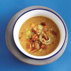 Recept - Vega-bonensoep - Allerhande  (Alleen maak ik een niet vegetarische versie met chorizo)