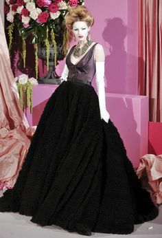Christian Dior haute couture s/s 2010    Keep the Glamour   BeStayBeautiful