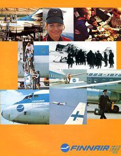 Finnair 50 years, 1923-73 (1973).