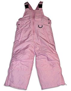 iXtreme  Little Girls Bib Snowpant Pink 282082T >>> You can get more details by clicking on the image.(This is an Amazon affiliate link and I receive a commission for the sales)