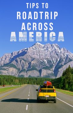 Roadtrip Across America tips! The best route to take from the midwest to San Francisco on a roadtrip, what to bring on a cross country roadtrip and best places to see in America. Whimsy Soul