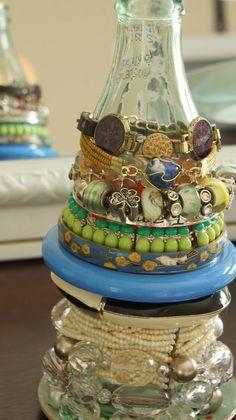 Jewelry Storage: easy ideas to display and organize your jewelry!