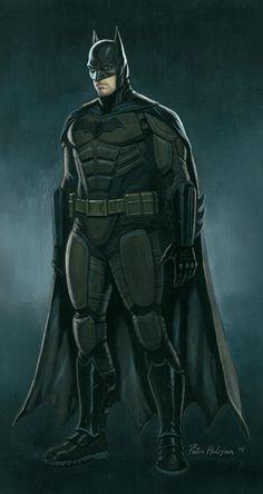 Batman Affleck Concept by Habjan81 on DeviantArt