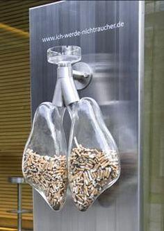 27 impactantes campanhas anti tabagismo