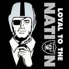 """My phone has been ringing and texting all day.A lot of people change their teams when they move themselves and some of them were never real fans!! I have been a""""Raiders Fan""""since I was 8 years old!! The Raiders Owns Oakland, Los Angeles,San Diego and Mexico!! Where ever the""""Raiders Nation""""goes the """"Diehard Raider Fans""""are there!! And me too!!! Oakland Raiders Wallpapers, Oakland Raiders Football, Raiders Baby, Nfl Oakland Raiders, Nfl Football Teams, Raiders Tattoos, Raiders Shirt, Raiders Stuff, T Shirt Sketch"""