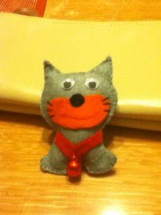 El gato del cascabel.