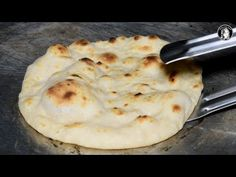 Tawa Naan Recipe (No Oven No Yeast) - Naan without Tandoor - Naan Recipe without yeast - YouTube