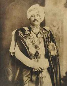 La Laamighand, Jaipur State Photographer, 1930  H.H. The Maharajas of India, 1930 A.D. #Maharaja #royal