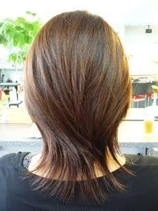 段カット ロング ストレート の画像検索結果 髪型 レイヤーカット