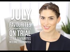 JULY FAVOURITES & MONTHLY UPDATE | Lily Pebbles - YouTube