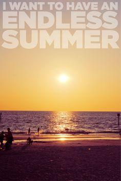 Endless summer  Manhattan Beach California  www.mb100coin.com