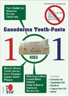DXN TOOTHPASTE
