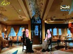 أكثر بيت شعر يحبه الشيخ صالح المغامسي ويتعجب من شوقي - YouTube Tv, Television Set, Television