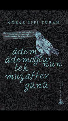 Ekim 2014'te tum kitapcilarda! Adem Ademoglu'nun Tek Muzaffer Gunu #book