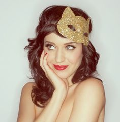 Katy Perry; even more so since Russel Brand. Yeah, I said it. I love him too.