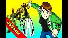 Бен 10  армия Псифона   игра мультик