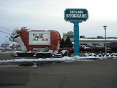 The Sirloin Stockade - Murray, KY.
