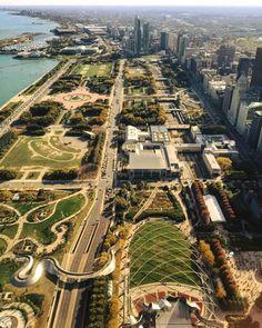 Chicago parks & recreation.