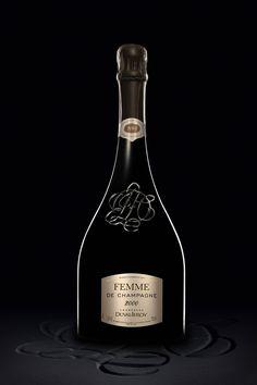Duval-Leroy Femme de Champagne 2000. Me like.