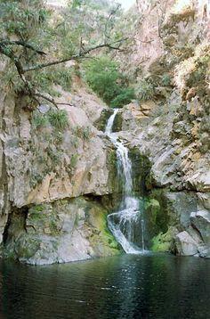 Cascada en Río Ceballos - Cordoba