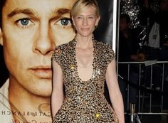 Cate Blanchett in McQueen (SS09) 2009