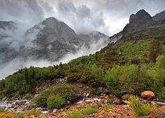 Tioga Pass by Rob Kroenert, via Flickr