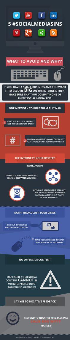 Tipps & Tricks: Die fünf größten Social-Media-Sünden – und wie man sie vermeidet | Kroker's Look @ IT