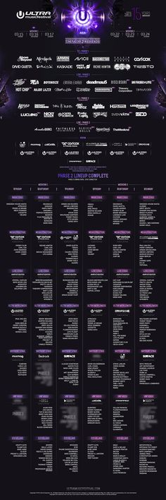Ultra Music Festival . No way . Someone please take me