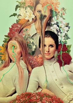 Digital Collages by Pierre Schmidt | http://ineedaguide.blogspot.com/2015/05/pierre-schmidt.html | #collage #art #photography