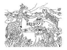 Coloriage Playmobil Foot.Majutsu Supercoloriages Majutsusupercoloriages On Pinterest