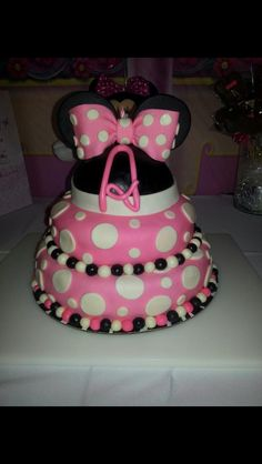 Minnie Cake ❤