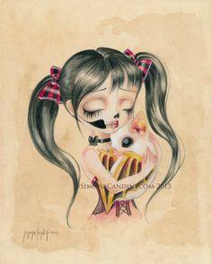 Simona Candini - You Are Beautiful (bones and poetry) 2013