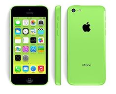 Apple iPhone 5c 8GB Unlocked GSM Smartphone - Green *** To view further for this item, visit the image link.