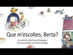 """▶ """"Que m'escoltes, Berta?"""" el tercer conte de la col·lecció Educació Emocional · verkami - YouTube"""