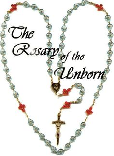 Image result for the rosary of the unborn