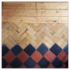 parquet + tiles