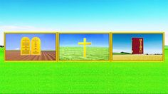 耶和華、耶穌、全能神是什麼關係