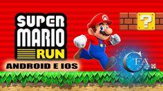 Conheça o Game Super Mario Run, no qual está dominando os Androides e IOS. Aproveite  para se divertir nas horas vagas direto do seu celular. Acesse: https://youtu.be/Va4Z8xLH0c0
