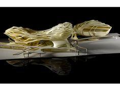 Architecture Designed to Simulate Self-organizing Biological Systems - eVolo | Architecture Magazine