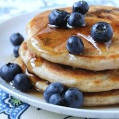 Todds Famous Blueberry Pancakes - Allrecipes.com