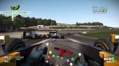 Project Cars - Donington Park - FB Basic (60FPS) | Zpeed