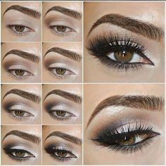 THE 15 BEST SMOKEY EYE MAKEUP TUTORIALS