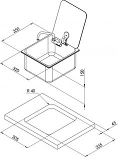 7cbacfc13445838cdb747b14c637327f water tap technical drawings dometic nm728 tap for sinks with fold down lids rv world estima,30 Rv Pedestal Wiring Diagram