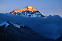 Mount Everest  Top 10 Highest Mountains in the World  http://www.traveloompa.com/top-10-highest-mountains-world/