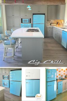 Big. Bold. Beautiful. What's your favorite Big Chill color?