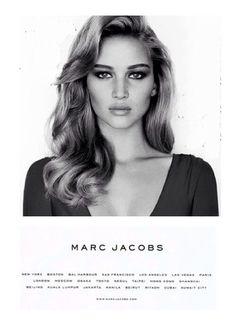 Jennifer Lawrence for Marc Jacobs