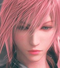 I should play Final Fantasy (realizes there's 1575345 games and I don't own the consoles) Never mind! Final Fantasy Xv, Final Fantasy Collection, Lightning Final Fantasy, Final Fantasy Characters, Final Fantasy Artwork, Video Game Characters, Fantasy Series, Fantasy World, Lightning Gif