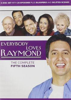 Warner Everybody Loves Raymond: The Complete Fifth Season